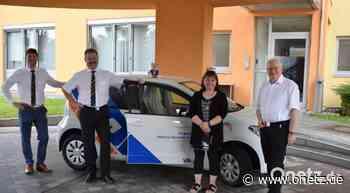 Neues Auto für Pflegedienst der Caritas-Sozialstation Nabburg - Onetz.de