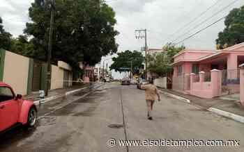 Cables de energía eléctrica se vienen abajo en colonia de Tampico - El Sol de Tampico