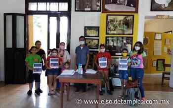 """Arranca taller """"Mi ciudad tiene historia"""" en Pánuco - El Sol de Tampico"""