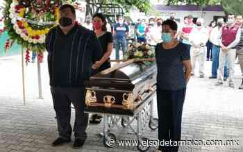 Despiden con emotivo homenaje a exalcalde de Tampico Alto - El Sol de Tampico