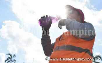 Cruz Roja de Tampico alerta sobre afectaciones a la salud por calor sofocante y baja presión barométrica - El Sol de Tampico