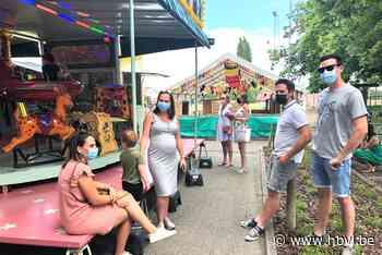 Eindelijk weer kermis in de dorpen (Riemst) - Het Belang van Limburg Mobile - Het Belang van Limburg