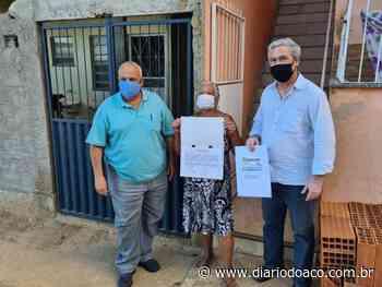 Carangola conclui primeira etapa da Reurb com regularização de mais de 900 lotes   Portal Diário do Aço - Jornal Diário do Aço