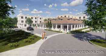 Housing planned for homeless seniors in South Bay - The San Diego Union-Tribune