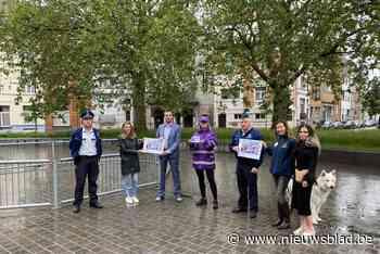 Veilige groetjes uit Oostende: stadsbestuur start preventiecampagne tegen vakantie-inbraken