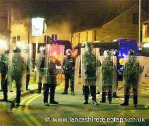 Burnley Riots 2001: Timeline of events