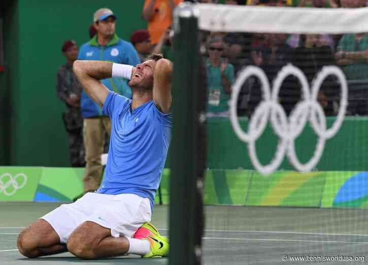 Juan Martin del Potro out of Tokyo Olympics