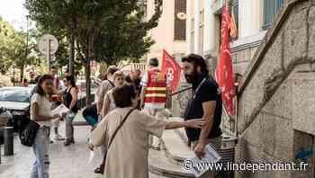 Perpignan : postiers en grève pour la titularisation des intérimaires - L'Indépendant