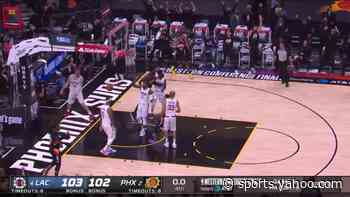 Top plays from Phoenix Suns vs. LA Clippers