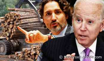 Canada's Justin Trudeau furious at Joe Biden as US trade war erupts – export backlash