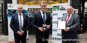 Karl-Kolle-Preis wird bei Koda in Holzwickede verliehen - Hellweger Anzeiger