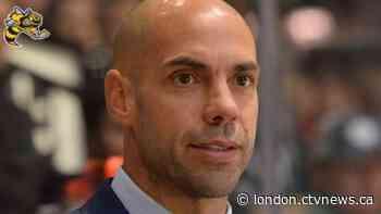 Alan Letang named new Sarnia Sting head coach - CTV News London