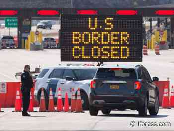 SIMS: Sarnia mayor stews about lack of federal plan to reopen border - London Free Press (Blogs)