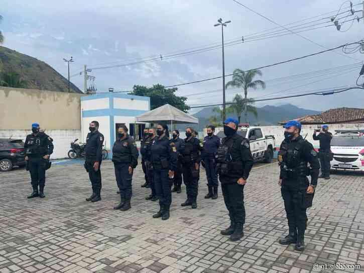 Mangaratiba é a 1ª cidade do RJ a autorizar guardas municipais a portar armas de fogo - G1