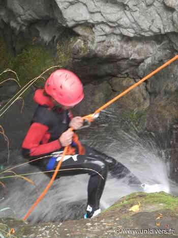 Canyonning à Frontenex Canyon de Frontenex samedi 26 juin 2021 - Unidivers