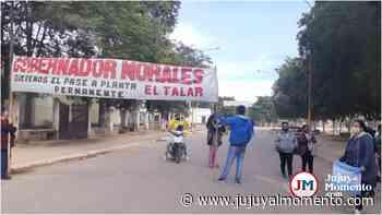 El Talar: reclamo de municipales e indignación con los actos políticos - Jujuy al Momento