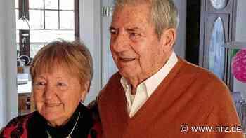 75 Jahre verheiratet! Kronjuwelenhochzeit in Dinslaken - NRZ