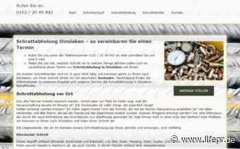 Schrottabholung Dinslaken : Kostenlose Schrottabholung und Demontage – Schrott-Ankauf-NRW - lifePR
