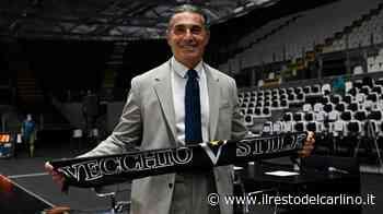 """Virtus Bologna, ecco coach Scariolo: """"Puntiamo all'eccellenza"""" - il Resto del Carlino"""