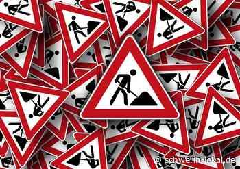 Schwerin: Baustellen sorgen für Verkehrsbehinderungen - Schwerin-Lokal