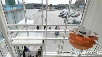 Neues Abfertigungsgebäude für Kreuzfahrt-Gäste in Wismar - Süddeutsche Zeitung