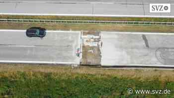 A14 Richtung Süden: Autobahn bei Schwerin bis Dienstagmorgen gesperrt   svz.de - svz – Schweriner Volkszeitung