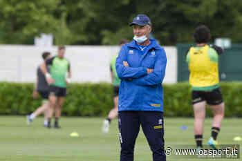 Rugby: raduno a Pergine Valsugana per la Nazionale italiana, inizia l'avventura sulla panchina di Kieran Crowley - OA Sport