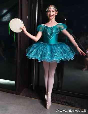 Danza: la saluzzese Anna Russo sul podio a Collegno - IdeaWebTv