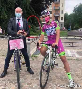 Collegno protagonista ai Campionati Italiani di ciclismo grazie a Umberto Marengo - TorinOggi.it