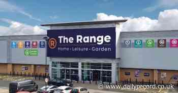The Range confirms opening date for new store at Ayr's Heathfield Retail Park - Daily Record