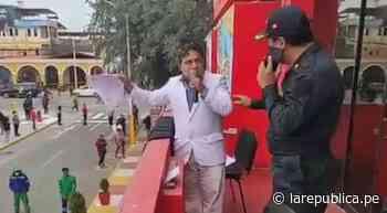 Trujillo: investigan a alcalde de Moche por violación de medidas sanitarias - LaRepública.pe