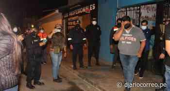 La Libertad: intervienen a 100 personas en 'fiestas covid' en Moche y Trujillo - Diario Correo