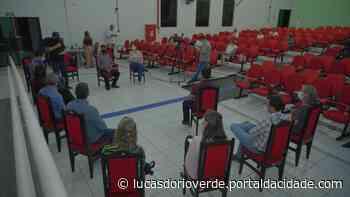 Lucas do Rio Verde realizou a 1ª audiência de discussões do PPA nesta segunda - ® Portal da Cidade | Lucas do Rio Verde
