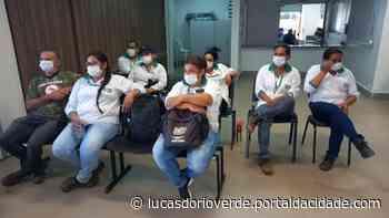 Agentes de Saúde e Atenção Básica de Lucas do Rio Verde recebem capacitação - ® Portal da Cidade | Lucas do Rio Verde