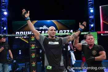 Bruno Cappelozza Predicts Former Foe Jiri Prochazka Will Eventually Be UFC Champion - Sherdog.com