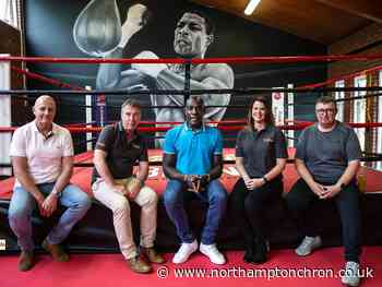Northampton-based Frank Bruno Foundation hoping to build on success with first official corporate sponsor - Northampton Chronicle and Echo