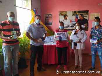 Llevan insumos médicos a centros de salud de Cúa - Últimas Noticias