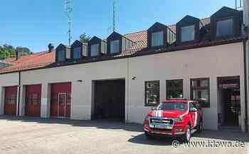Hauptfeuerwache Landshut - Atemschutzwerkstatt wird erweitert und modernisiert - idowa