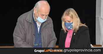 Tres Lomas: Álvarez encabezó el sorteo de las viviendas del Plan Joven - Grupo La Provincia