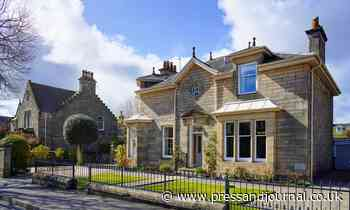 One of the finest houses in Elgin could be yours for £595k - Press and Journal