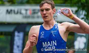 Athletics: Elgin triathlon pair Cameron Main and Sophia Green look for Commonwealth Games bid support - Press and Journal