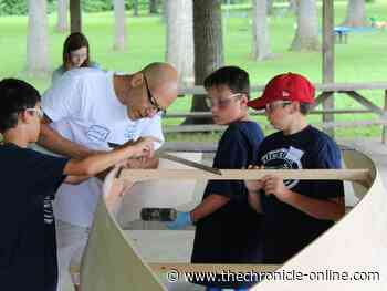 30 hours to build a boat - West Lorne Chronicle
