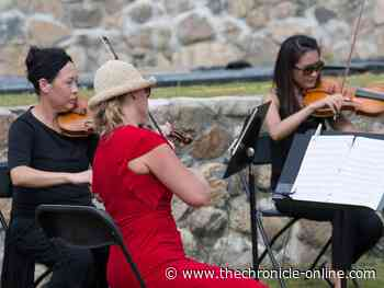 Arcady ensemble will perform at Whistling Gardens July 17 - West Lorne Chronicle