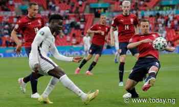 Euro 2020: Bukayo Saka voted MOTM in England's win vs Czech Republic