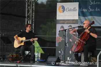 12 Olfen Bilder vom Konzert mit Gitello im Naturbad Olfen 21.06.2021 - Ruhr Nachrichten