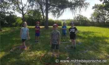 Das Kindergarten-Turnen ist wieder angelaufen - Region Cham - Nachrichten - Mittelbayerische