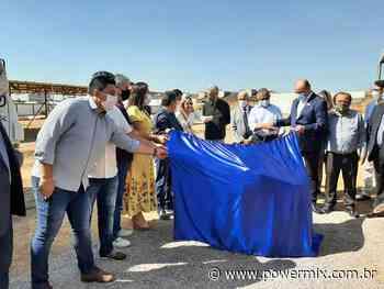 Lançada pedra fundamental da construção da nova sede do SESC em Sinop - Power Mix
