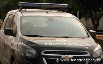 Bandidos furtam baterias de caminhão que estava estacionado na rua em Sinop - Só Notícias