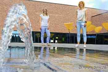 Die überdimensionalen gelben Mohnblumen von Kärcher werden Ballettkulisse - Winnenden - Zeitungsverlag Waiblingen - Zeitungsverlag Waiblingen