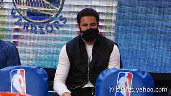 Bob Myers expects Klay Thompson back 'more likely December'